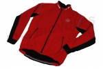 Warm Long Jacket Red